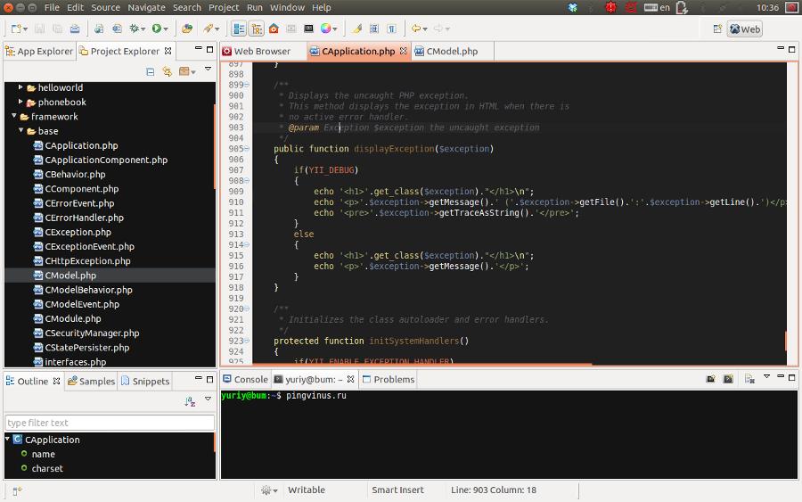 Бесплатные среды IDE для программирования на СС  С