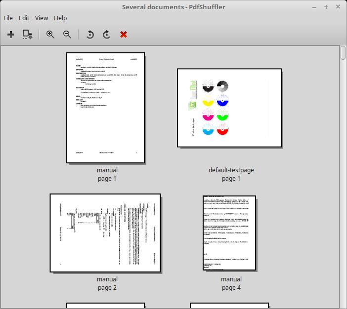 Pdf в для торрент объединения файл один программа