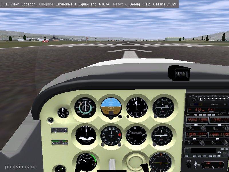 Скачать симулятор авиасимулятор