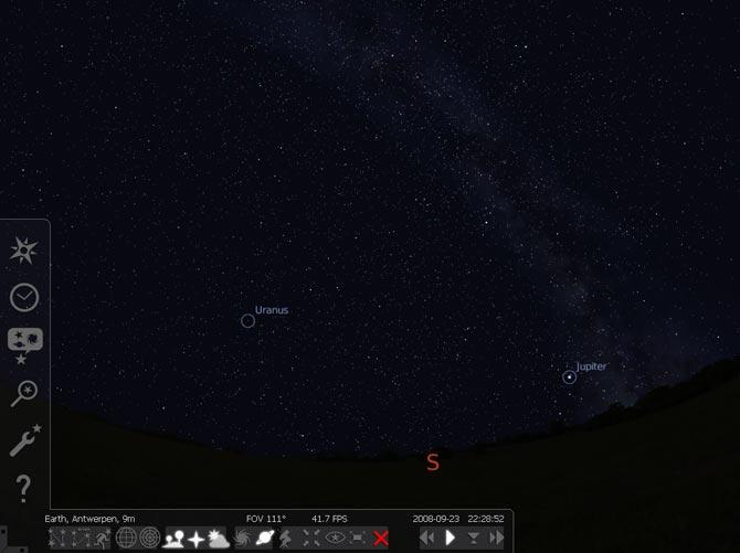 Звездное небо на андроид скачать 6