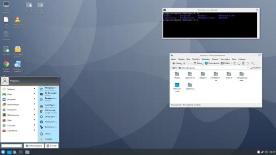SparkyLinux - дистрибутив Linux