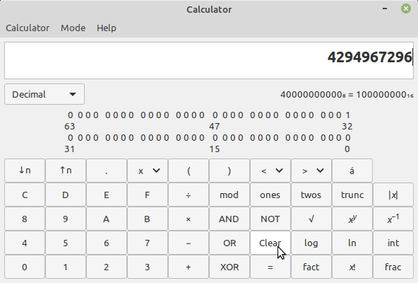 MATE Calculator